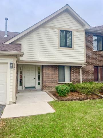 922 E Tower Court #1, Palatine, IL 60074 (MLS #10904106) :: Littlefield Group