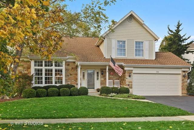 364 Wentworth Lane, Bartlett, IL 60103 (MLS #10905341) :: John Lyons Real Estate