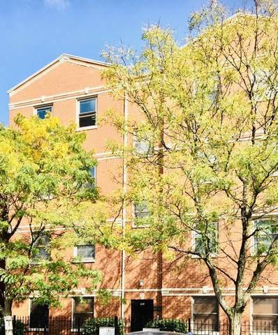 519 S Maplewood Avenue 4N, Chicago, IL 60612 (MLS #10905720) :: BN Homes Group