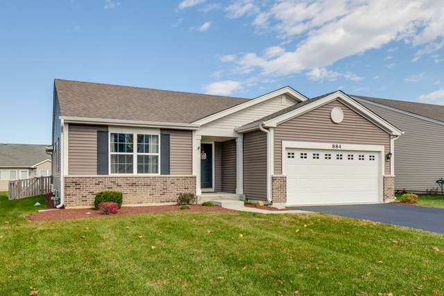 884 Timber Lake Drive, Antioch, IL 60002 (MLS #10905951) :: BN Homes Group