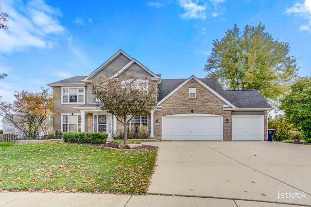506 Saratoga Court, Oswego, IL 60543 (MLS #10907176) :: Lewke Partners