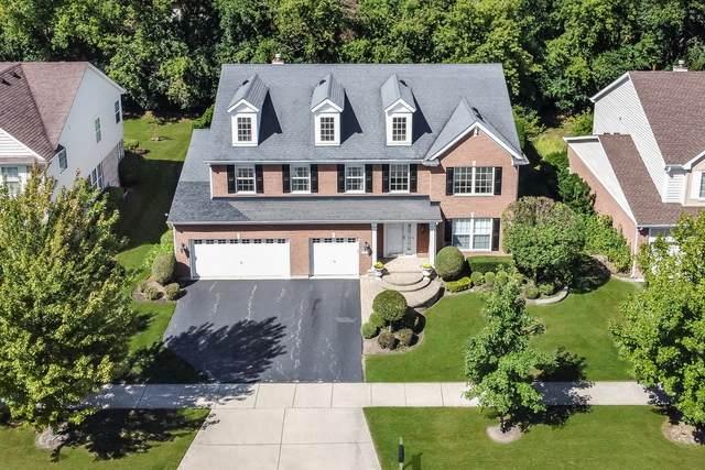 2370 Sarazen Drive, Vernon Hills, IL 60061 (MLS #10907314) :: Suburban Life Realty