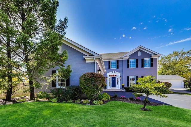 940 S Thurlow Street, Hinsdale, IL 60521 (MLS #10907384) :: Helen Oliveri Real Estate