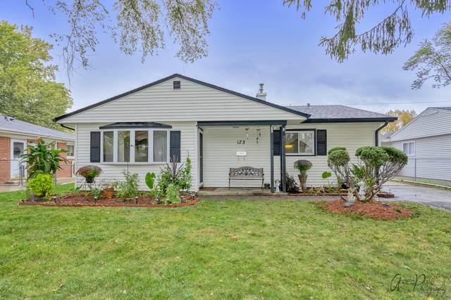 173 E Dennis Road, Wheeling, IL 60090 (MLS #10907448) :: Helen Oliveri Real Estate