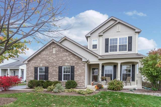 2118 Serenity Lane, Woodstock, IL 60098 (MLS #10907769) :: John Lyons Real Estate