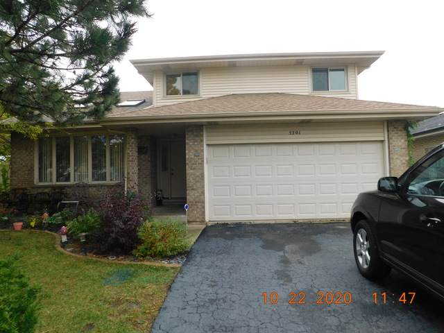 5201 W 121st Place, Alsip, IL 60803 (MLS #10908474) :: Helen Oliveri Real Estate