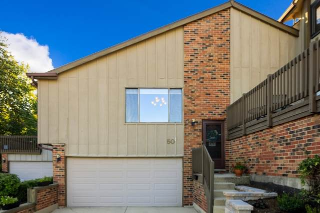 50 Portwine Road, Willowbrook, IL 60527 (MLS #10910369) :: The Wexler Group at Keller Williams Preferred Realty