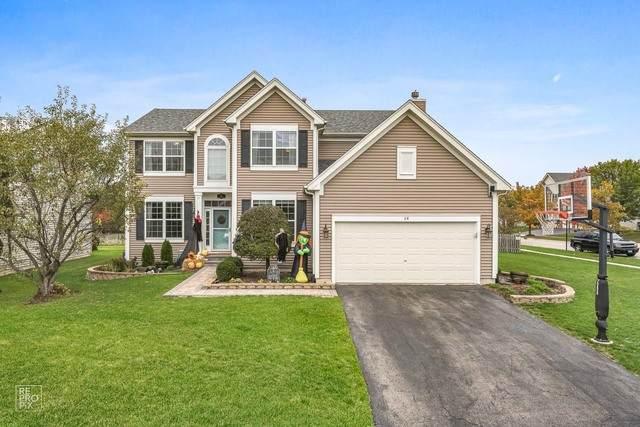 14 E Ellington Court, South Elgin, IL 60177 (MLS #10910462) :: John Lyons Real Estate
