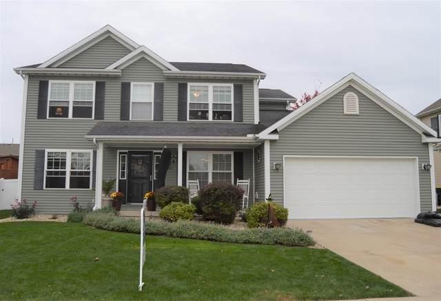 2925 Bear Claw Street, Normal, IL 61761 (MLS #10912346) :: Lewke Partners