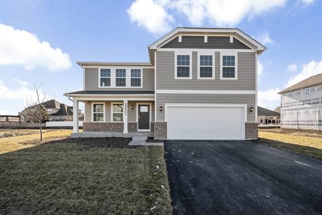25509 W Ryan Lane, Plainfield, IL 60586 (MLS #10912722) :: John Lyons Real Estate