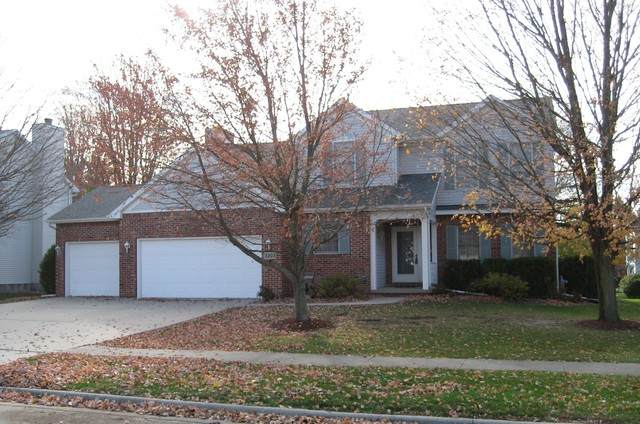 3303 Monticello Road, Bloomington, IL 61704 (MLS #10913103) :: BN Homes Group