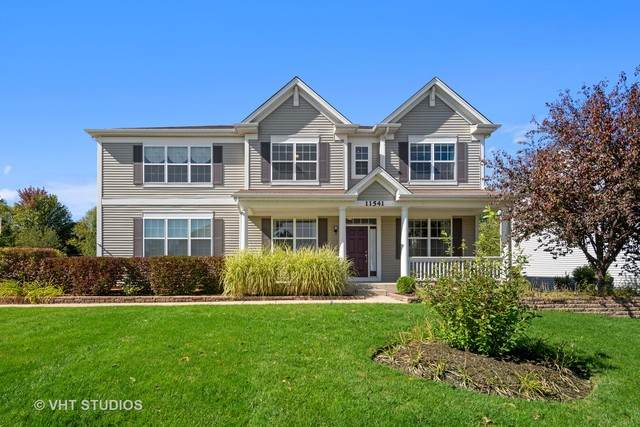11541 Beacon Avenue, Huntley, IL 60142 (MLS #10913608) :: John Lyons Real Estate