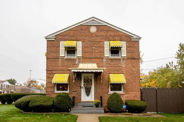 9155 S Urban Avenue, Chicago, IL 60619 (MLS #10913676) :: Helen Oliveri Real Estate