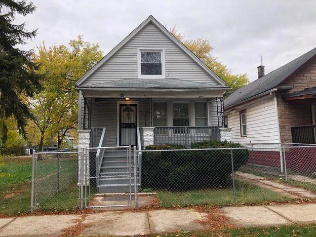 218 W 108th Place, Chicago, IL 60628 (MLS #10914173) :: John Lyons Real Estate