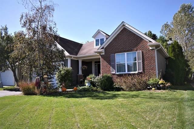 703 Wilmore Drive, Oswego, IL 60543 (MLS #10914524) :: Lewke Partners