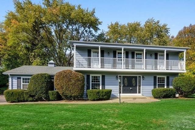 752 W Lakeside Drive, Palatine, IL 60067 (MLS #10914777) :: Littlefield Group