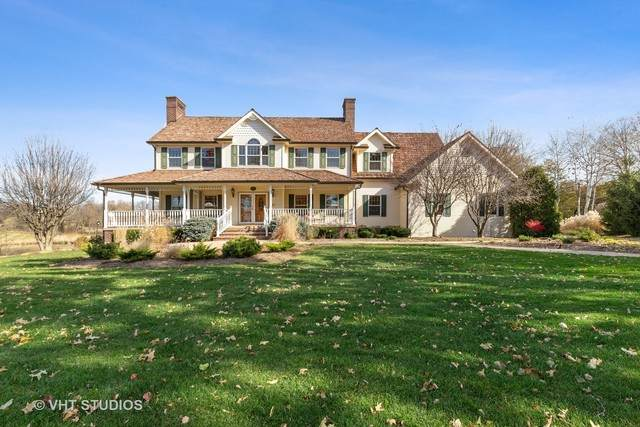 28815 N Sky Crest Drive, Mundelein, IL 60060 (MLS #10915254) :: John Lyons Real Estate