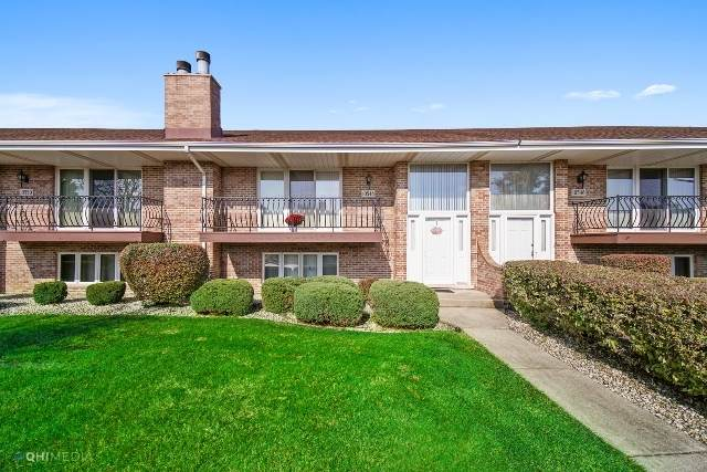 10548 Utah Court #204, Orland Park, IL 60467 (MLS #10915316) :: John Lyons Real Estate