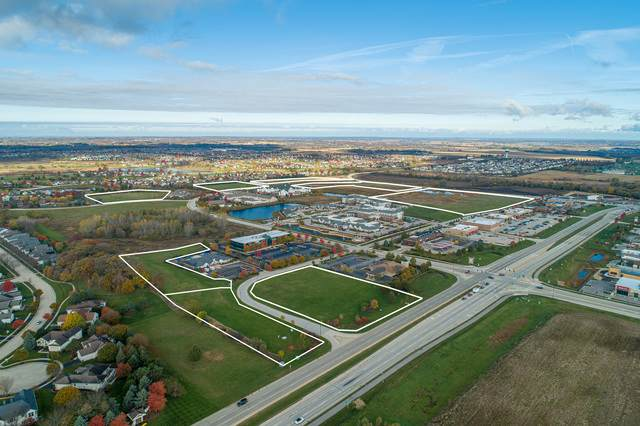 Kreutzer Road & Princeton Drive Road, Huntley, IL 60142 (MLS #10915644) :: John Lyons Real Estate