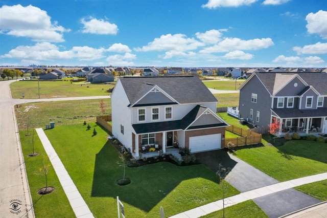 7800 Bellflower Lane, Joliet, IL 60431 (MLS #10916152) :: John Lyons Real Estate