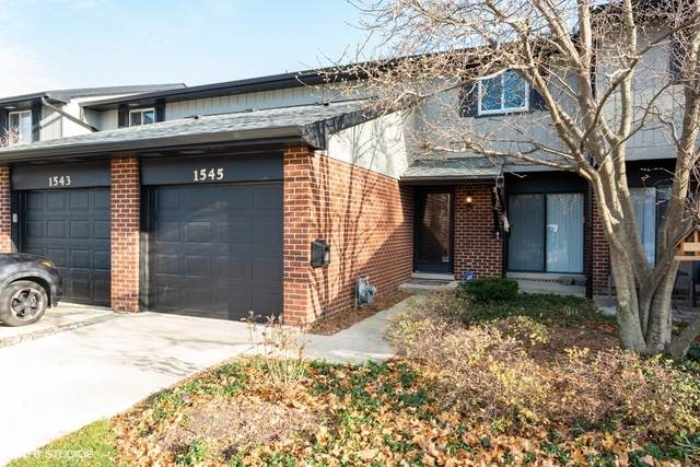 1545 Blackburn Street #0, Wheaton, IL 60187 (MLS #10916651) :: BN Homes Group