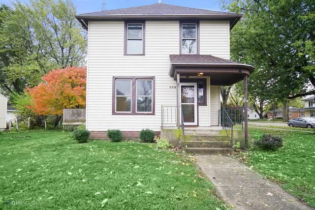 222 E Myrtle Street, Herscher, IL 60941 (MLS #10916668) :: Touchstone Group