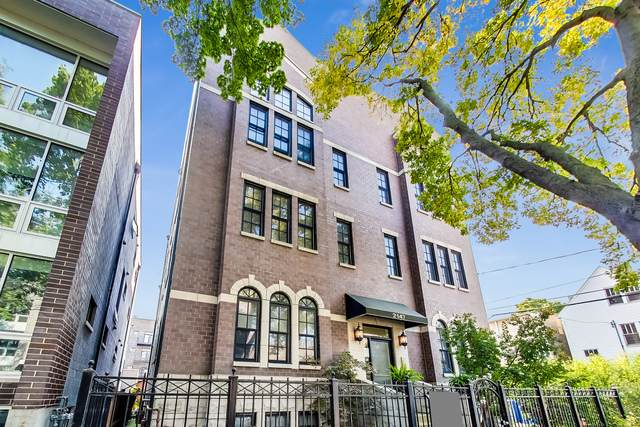 2147 W Rice Street 2E, Chicago, IL 60622 (MLS #10917527) :: The Wexler Group at Keller Williams Preferred Realty