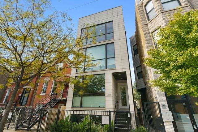 1012 N California Avenue #1, Chicago, IL 60622 (MLS #10917810) :: Property Consultants Realty
