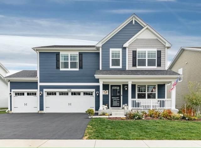325 Garden Drive, Elgin, IL 60124 (MLS #10918682) :: Lewke Partners