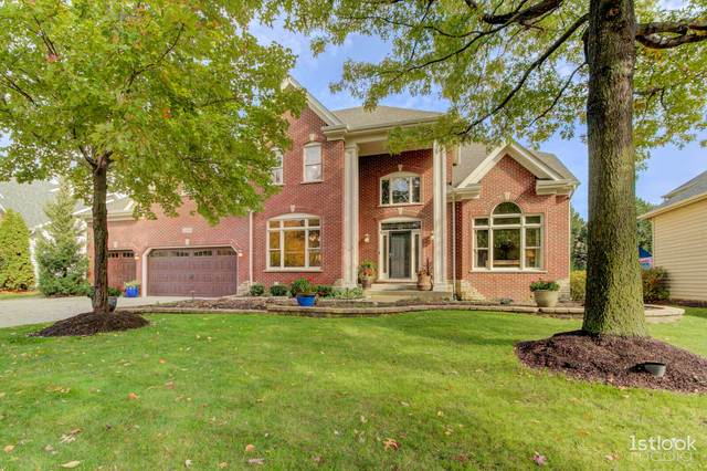 3436 Redwing Drive, Naperville, IL 60564 (MLS #10920184) :: The Spaniak Team