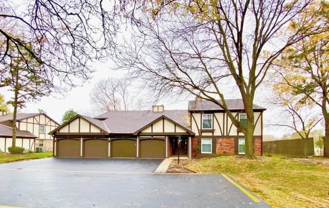 2950 Northampton Drive A1, Rolling Meadows, IL 60008 (MLS #10920369) :: Jacqui Miller Homes