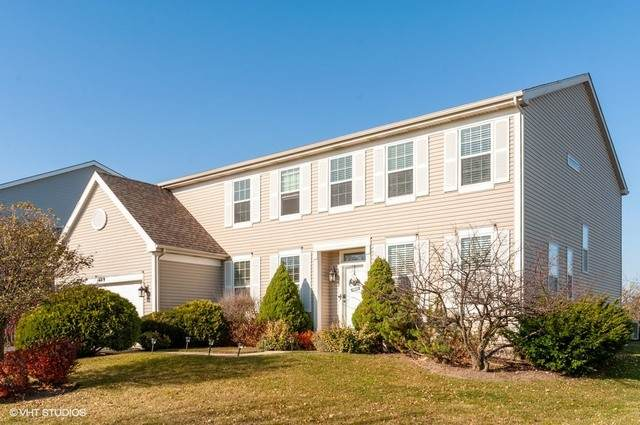 1609 S Falcon Drive, Libertyville, IL 60048 (MLS #10920814) :: John Lyons Real Estate