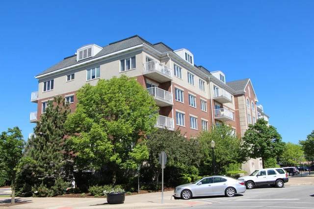 14 S Ashland Avenue #202, La Grange, IL 60525 (MLS #10921844) :: Angela Walker Homes Real Estate Group
