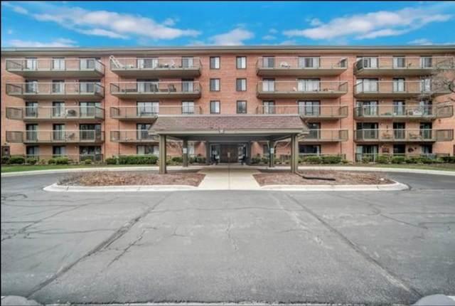 6443 Clarendon Hills Road 501C, Willowbrook, IL 60527 (MLS #10925581) :: Lewke Partners