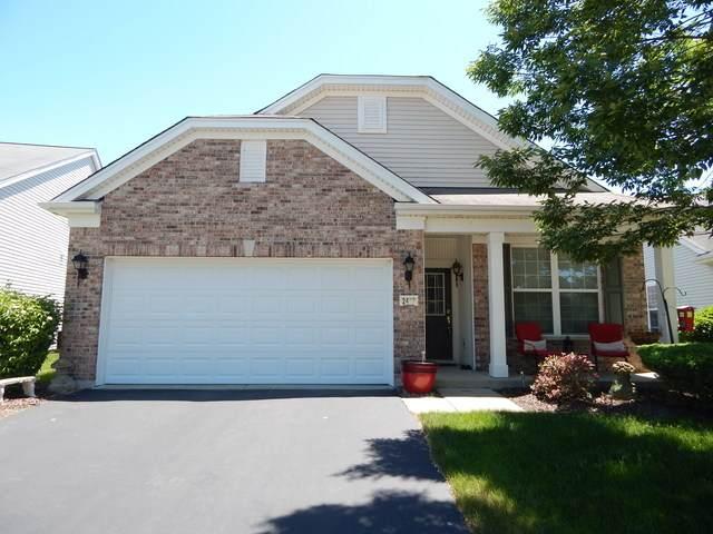 2497 Sandlewood Circle, Elgin, IL 60124 (MLS #10926668) :: Lewke Partners
