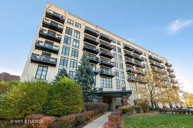 1524 S Sangamon Street #505, Chicago, IL 60608 (MLS #10928018) :: BN Homes Group