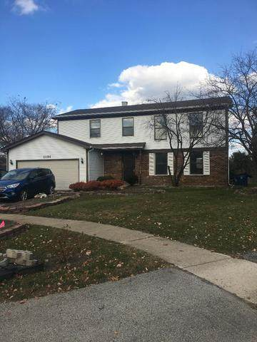 1191 Pinetree Lane, Bartlett, IL 60103 (MLS #10928454) :: Helen Oliveri Real Estate
