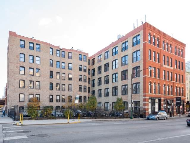 525 N Halsted Street #312, Chicago, IL 60622 (MLS #10929791) :: The Wexler Group at Keller Williams Preferred Realty