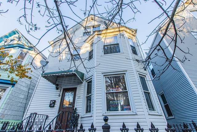 1819 N Keystone Avenue, Chicago, IL 60639 (MLS #10930115) :: Littlefield Group