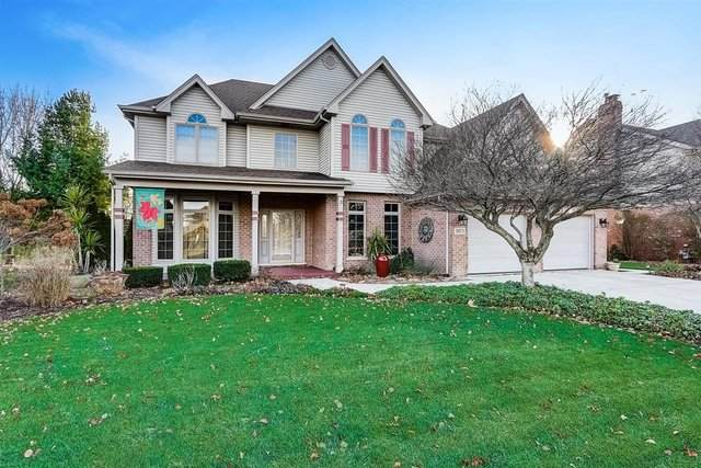8873 Brown Drive, Frankfort, IL 60423 (MLS #10931831) :: Lewke Partners