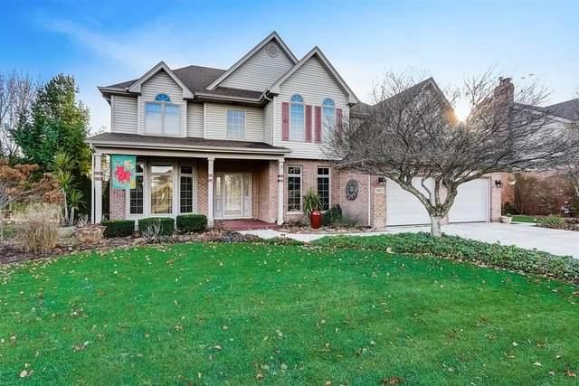 8873 Brown Drive, Frankfort, IL 60423 (MLS #10931831) :: John Lyons Real Estate