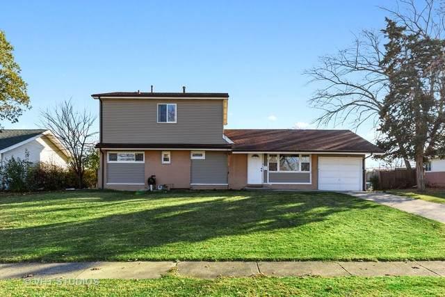 105 Forest Park Lane, Hoffman Estates, IL 60169 (MLS #10932455) :: Lewke Partners