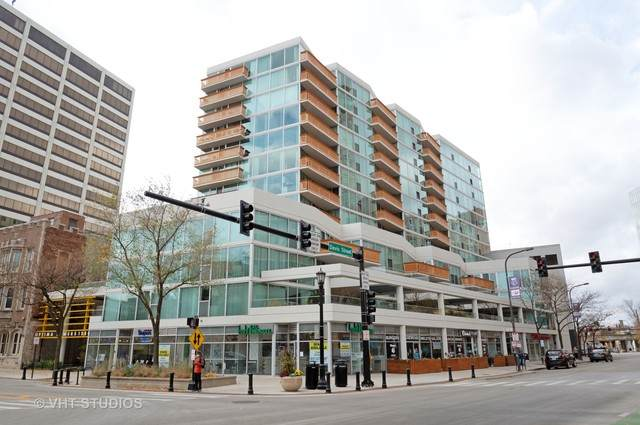 1580 Sherman Avenue #505, Evanston, IL 60201 (MLS #10932836) :: The Wexler Group at Keller Williams Preferred Realty