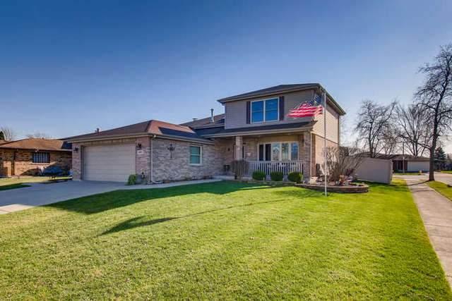 8881 Leslie Drive, Orland Hills, IL 60487 (MLS #10935041) :: Lewke Partners