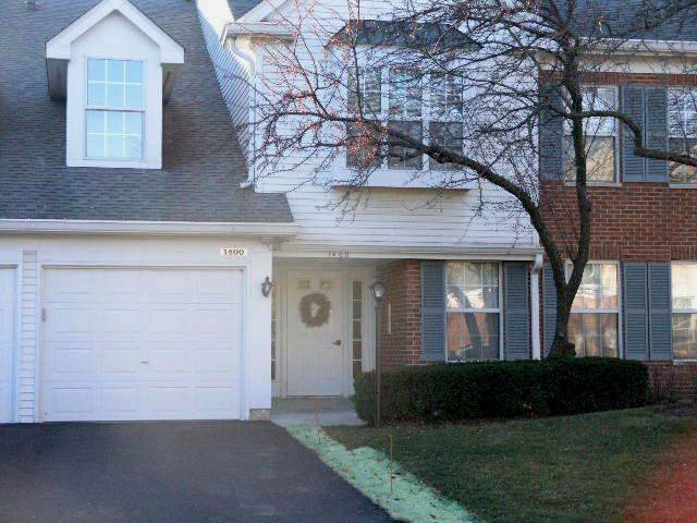 1400 Plum Court D, Mount Prospect, IL 60056 (MLS #10939029) :: The Wexler Group at Keller Williams Preferred Realty
