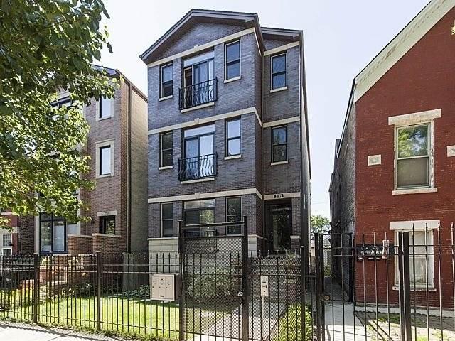 2739 W Thomas Street #1, Chicago, IL 60622 (MLS #10943266) :: Ani Real Estate
