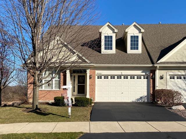 1956 Glenwood Circle A, Sugar Grove, IL 60554 (MLS #10944871) :: John Lyons Real Estate