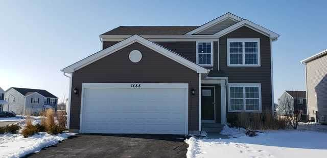 1488 Bayberry Circle, Pingree Grove, IL 60140 (MLS #10956282) :: Janet Jurich