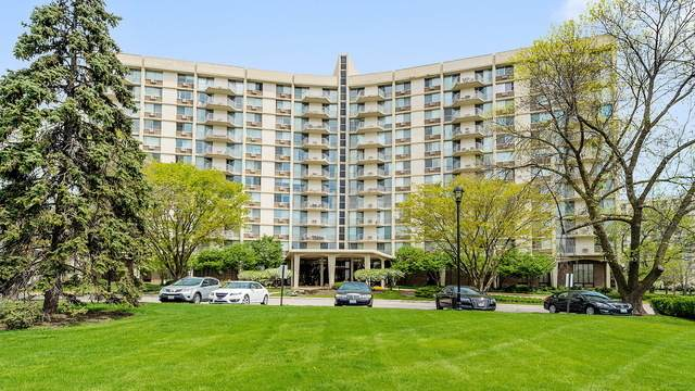 20 N Tower Road 5F, Oak Brook, IL 60523 (MLS #10957812) :: The Spaniak Team