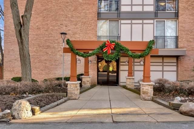 5800 Oakwood Drive 5G, Lisle, IL 60532 (MLS #10958767) :: The Wexler Group at Keller Williams Preferred Realty